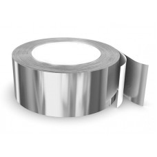 Скотч алюминиевый для монтажа греющего кабеля (50мм х 50м)