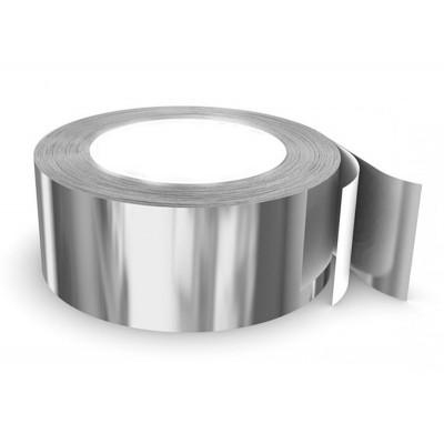Скотч алюминиевый для монтажа греющего кабеля