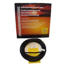 Теплый пол Arnold Rak (двужильный кабель Арнольд Рак)Теплый пол (кабельный) Arnold Rak Warmetechnik GmbH 6101-20 (0,7-1,4 м2)