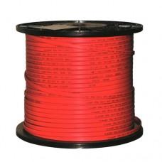 Греющий кабель саморегулирующийся для обогрева труб, кровли и взрывоопасных зон с защитным экраном xLayder FM50-2CR RST, 50 Вт/ пог. м