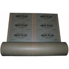 Теплый пол пленочный инфракрасный сплошной  Heat Plus 12 ширина 100 см.  220 Вт/м2