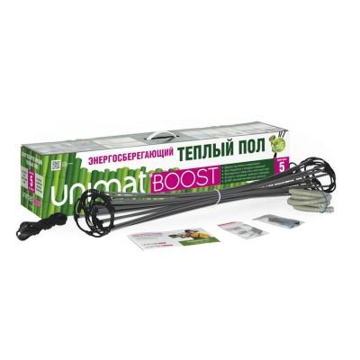 Теплый пол Unimat BOOST 160 Вт/м2, стержневой инфракрасный (25м.п.)