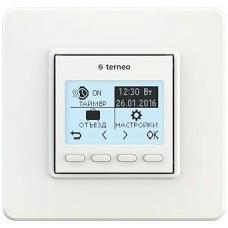 Терморегулятор TERNEO Pro (встраиваемый, кнопочный, программируемый 3 кВт)