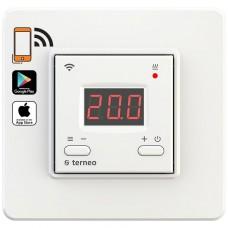 Терморегулятор TERNEO AX (Встраиваемый, кнопочный 3 кВт), Wi Fi