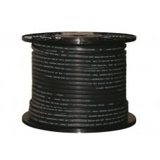 Греющий кабель саморегулирующийся для обогрева труб и кровли (c защитным экраном) Caleo xLayder EHL30-2AR RST 30 Вт/ пог. м