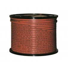 Греющий кабель саморегулирующийся для обогрева труб, кровли и взрывоопасных зон с защитным экраном Caleo xLayder EHL40-2CR RST, 40 Вт/ пог. м