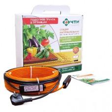 Греющий кабель для подогрева грунта в теплицах СНГТ-2,0-248 Вт (2кв.м)