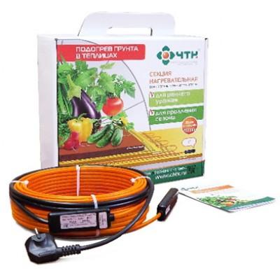 Греющий кабель для подогрева грунта в теплицах СНГТ-3,0-345 Вт (3,0 кв.м)