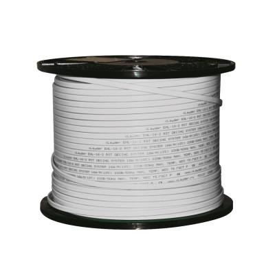 Саморегулируемый греющий кабель для питьевой воды Caleo xLayder EHL16–2CТ (внутрь трубы, пищевой)