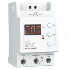 Терморегулятор TERNEO B (Для больших мощностей 6 кВт)