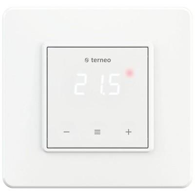 Терморегулятор TERNEO S (Встраиваемый, сенсорный 3 кВт) для теплого пола