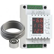 Терморегулятор TERNEO Sneg для греющего кабеля