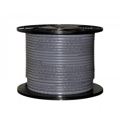 Греющий кабель саморегулирующийся для обогрева труб (c защитным экраном) xLayder EHL16-2AR RST 16 Вт/ пог. м